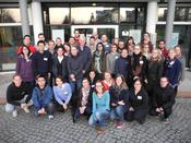 Group picture of the participants of the Havel Spree Colloquium 2015